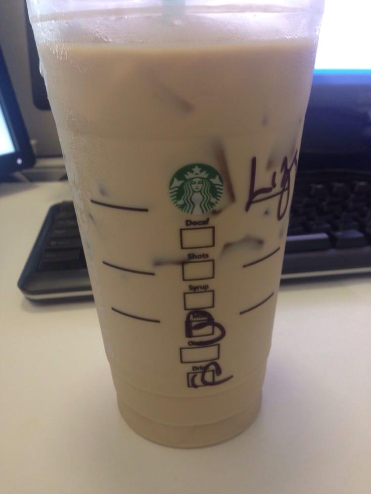 Starbucks Iced Coffee Venti