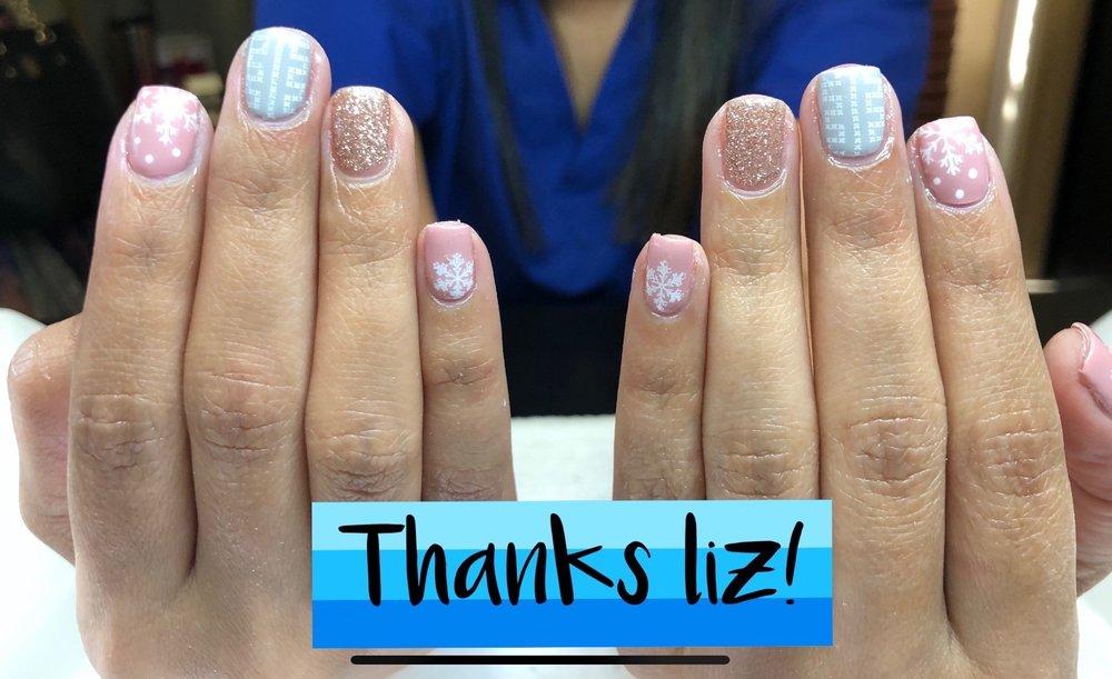 Nouveau Gel Nails by Liz: 7525 N Willow Ave, Clovis, CA
