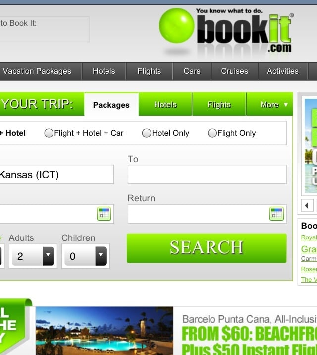 Bookit travel reviews
