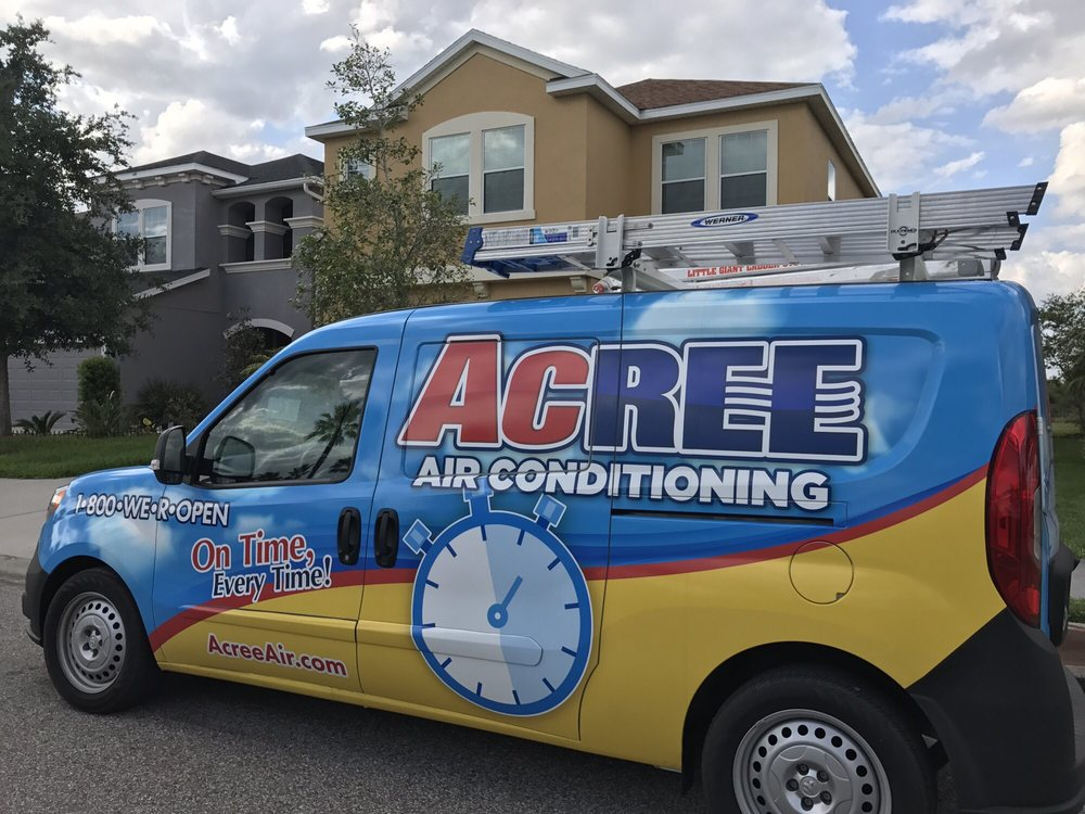 Photos For Acree Air Conditioning Yelp
