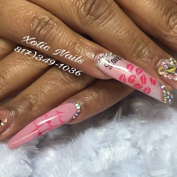 Valentine\'s Quotes Nails - Yelp