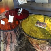 Photo Of Roche Bobois Costa Mesa Ca United States Color Gl Table