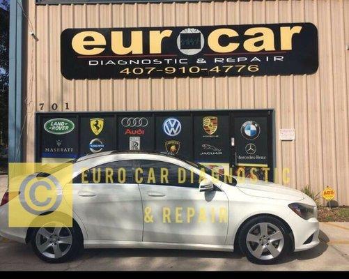 Euro Car Diagnostic Repair 701 E Carroll St Kissimmee Fl Auto