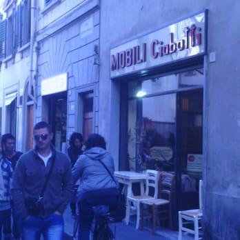 Ciabatti mobili negozi d 39 arredamento via pietrapiana - Mobili tre ci ...