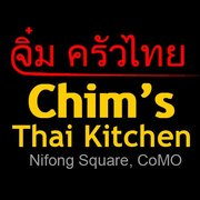 Chim S Thai Kitchen Coopers Landing Menu