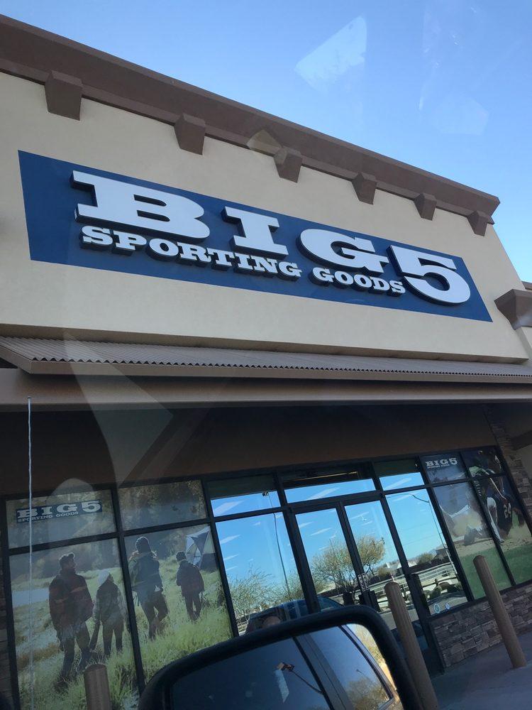Big 5 Sporting Goods: 41800 West Maricopa-Casa Grande Hwy, Maricopa, AZ