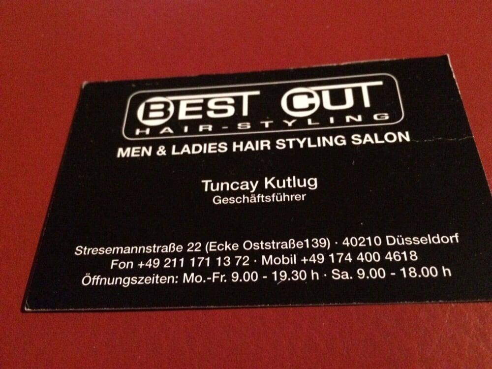 best cut - hair salons - stresemannstr. 22, stadtmitte, dusseldorf
