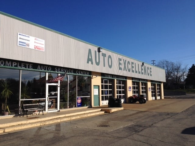 Auto Excellence: 3701 Durand Ave, Racine, WI