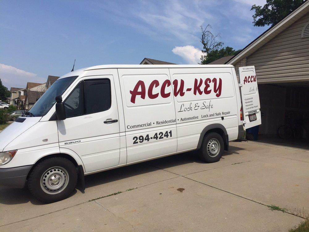 Accu-Key Lock & Safe: Dayton, OH