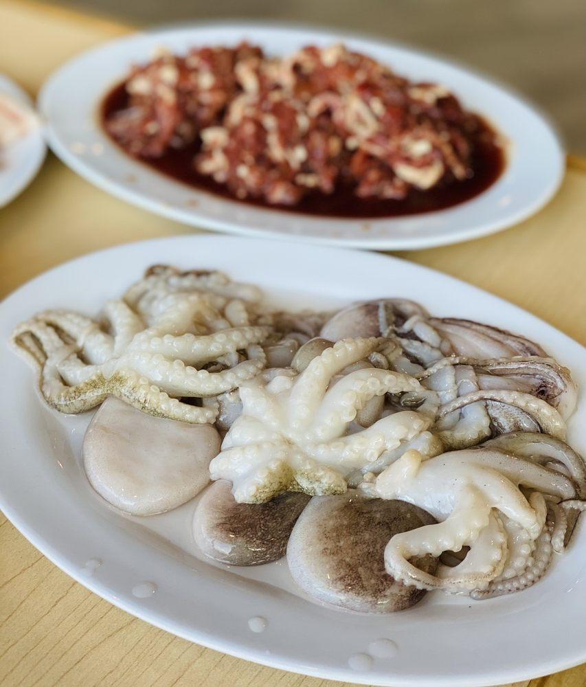 Han Garden Korean Restaurant: 4415 Rittiman Rd, San Antonio, TX