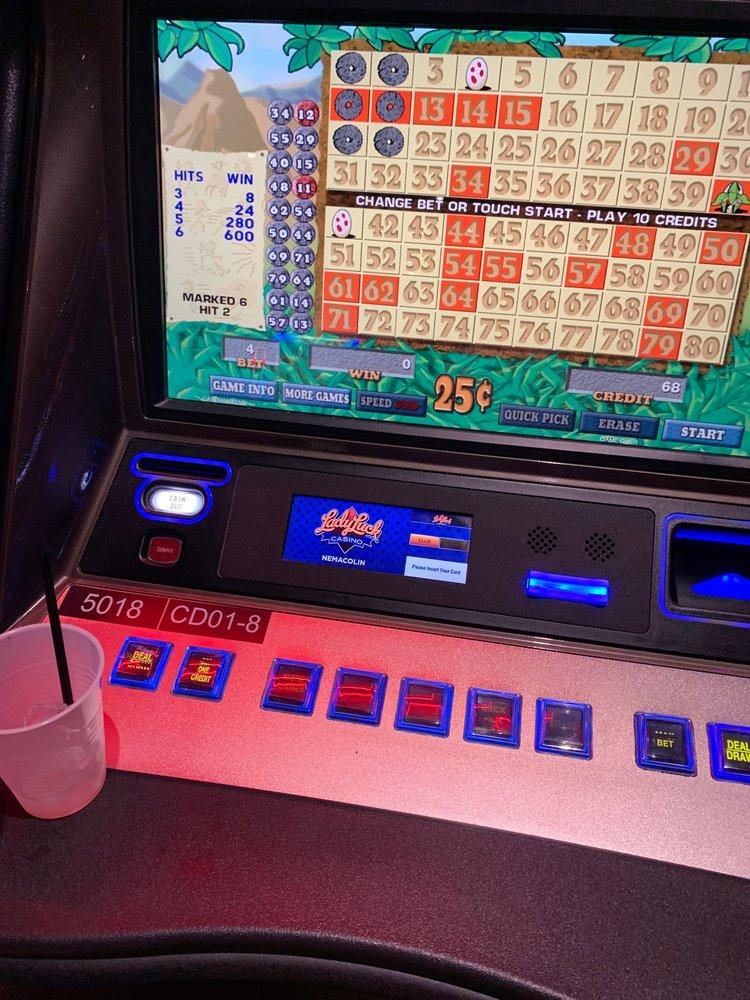 Lady Luck Casino Nemacolin: 4067 National Pike, Farmington, PA