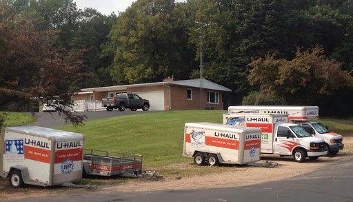 U-Haul Neighborhood Dealer: 1222 W Fulton St, Waupaca, WI