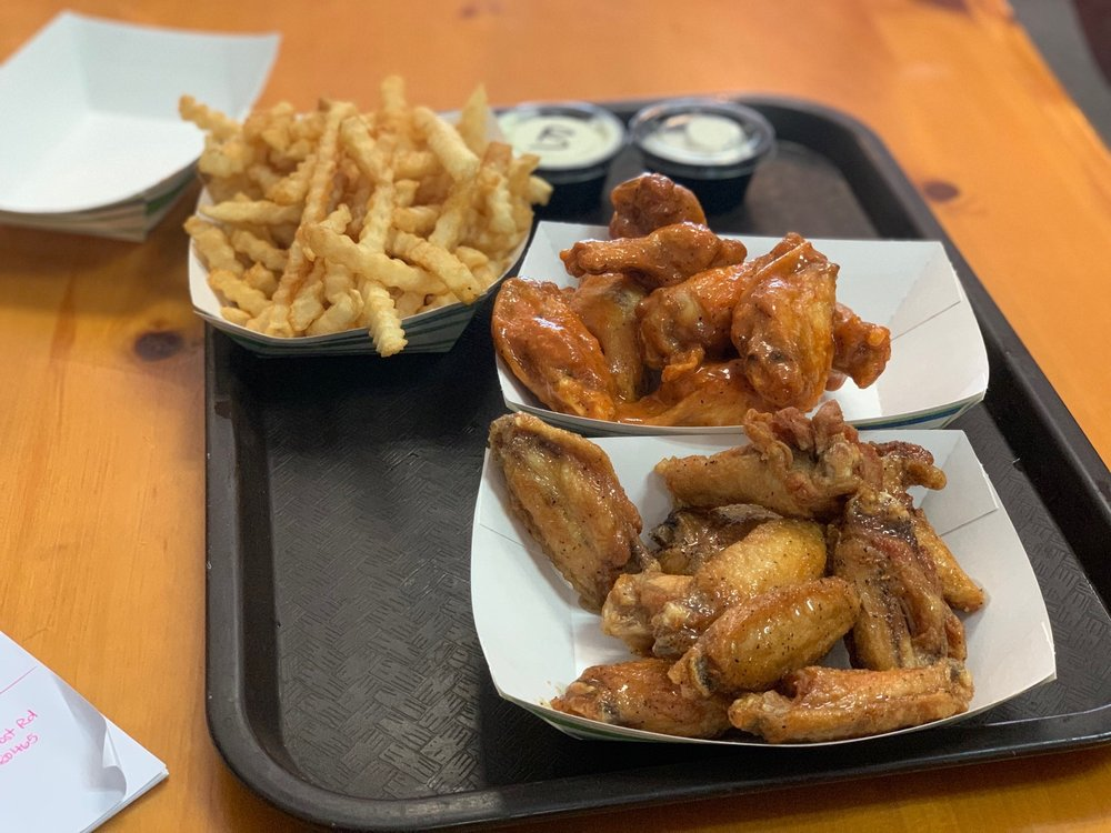 Wing Wagon: 26367 Conifer Rd, Conifer, CO