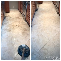 Photo of A1 Carpet Clean - Irvine, CA, United States. Tile cleaning