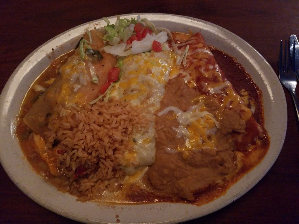 Garcia's Mexican Restaurant: 2992 Park Ave, Prescott Valley, AZ