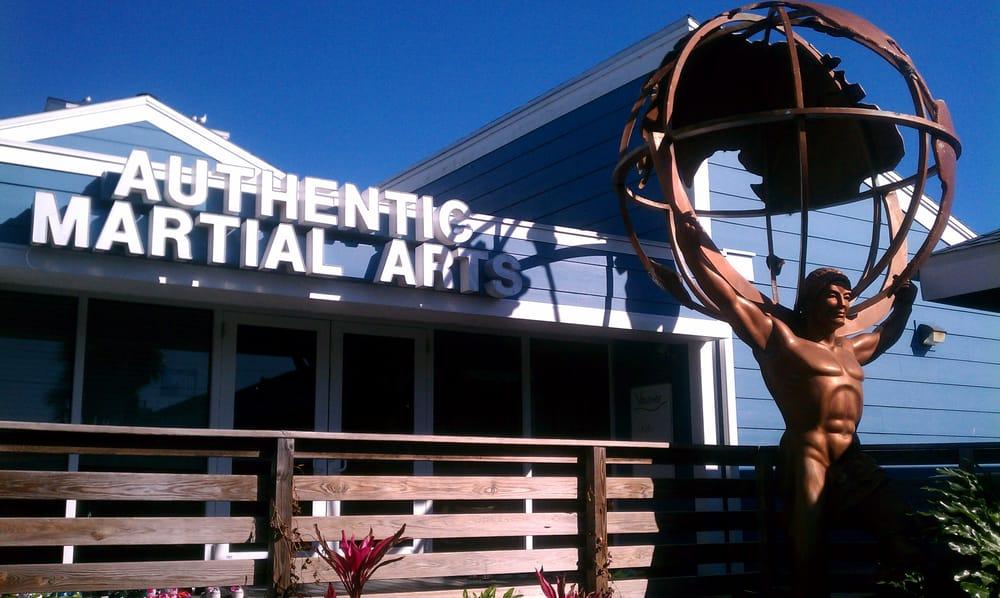 Authentic Martial Arts-: 780 Missouri Ave N, Largo, FL