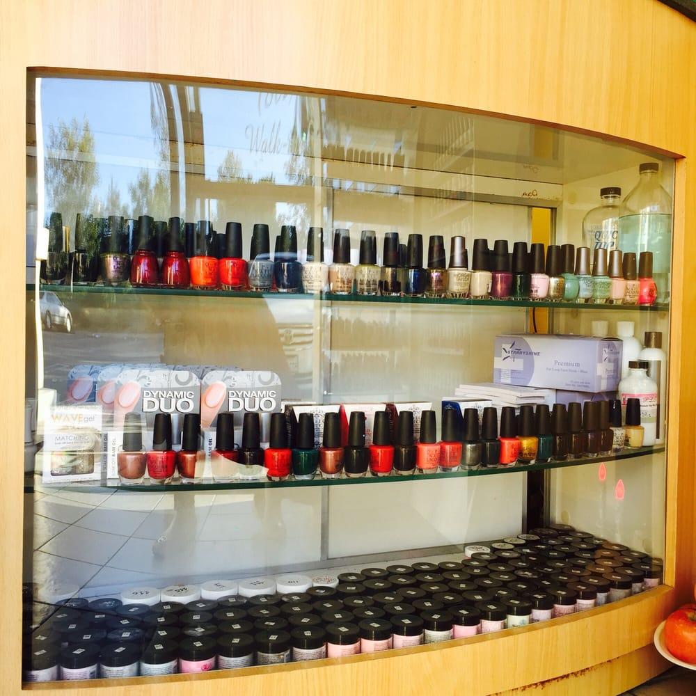 Luxe Nails: 587 N Ventu Park Rd, Newbury Park, CA