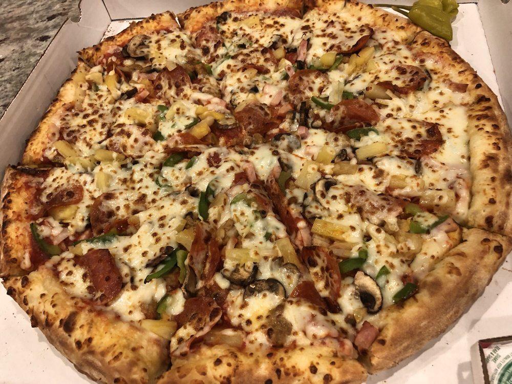 Papa John's Pizza: 43680 Waxpool Rd., Ashburn, VA