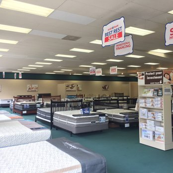 Mattress firm la mesa 31 photos 95 reviews bed shops for Furniture and mattress warehouse reviews