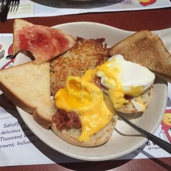 Photo Of George Webb Restaurants Milwaukee Wi United States Food