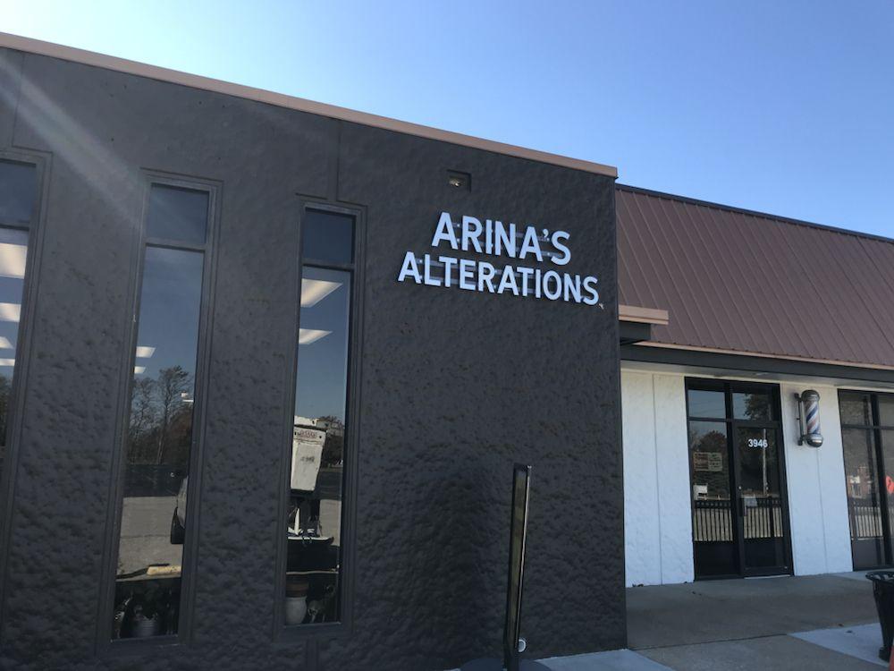 Arina's Alterations & Tailor: 3942 Union Rd, Saint Louis, MO