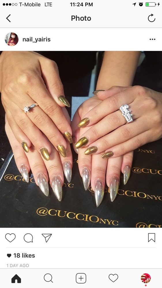 Cuccio Nail & Hair Lounge - 17 Photos & 13 Reviews - Nail Salons ...