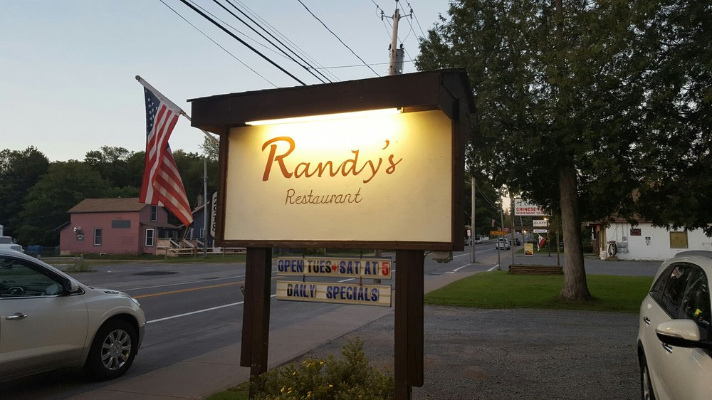 Randys Restaurant: 2918 State Rt 28, Old Forge, NY