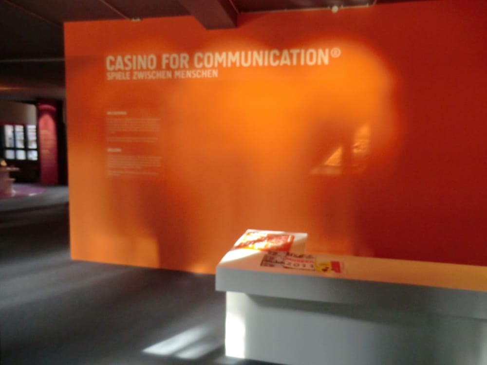 casino for communication frankfurt