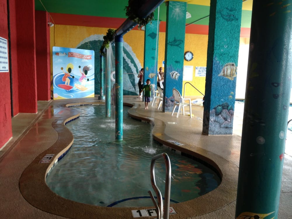 Pool Area Also Has Indoor Outdoor Pool And Lazy River As Well As 2 Hot Tubs Yelp
