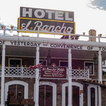 Photo Of El Rancho Hotel Gallup Nm United States Front The