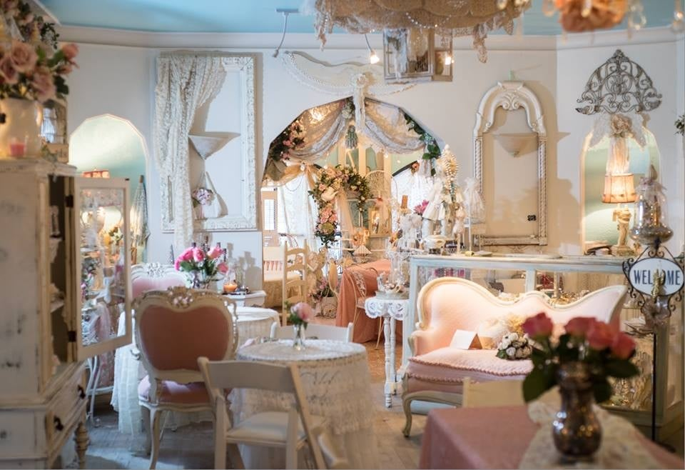 Venue Available For Tea Party S Bridal Showers Baby