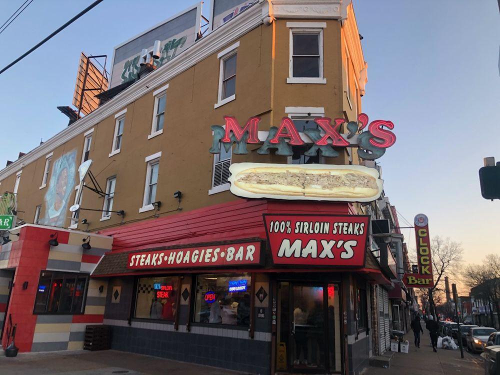 Max's Steaks and Hoagies: 7301-09 Oxford Ave, Philadelphia, PA