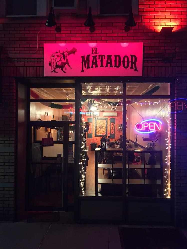 El Matador Mexican Restaurant Bloomfield Nj