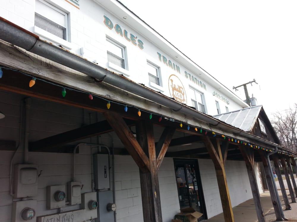 Dale's Train Station