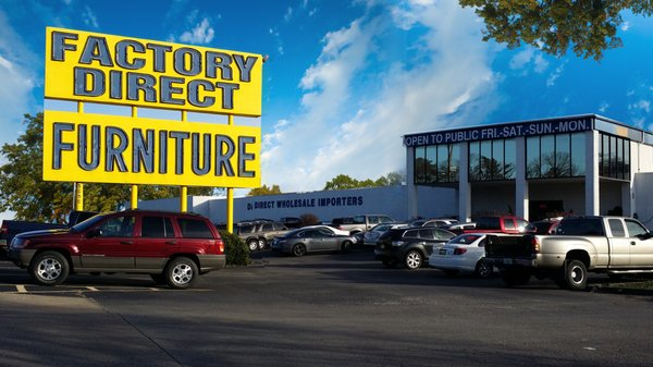 Photo Of Factory Direct Furniture   Chattanooga, TN, United States. Exterior