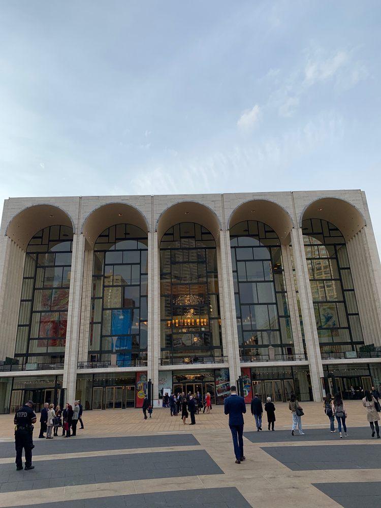 New York City Opera: 20 Lincoln Center Plz, New York, NY