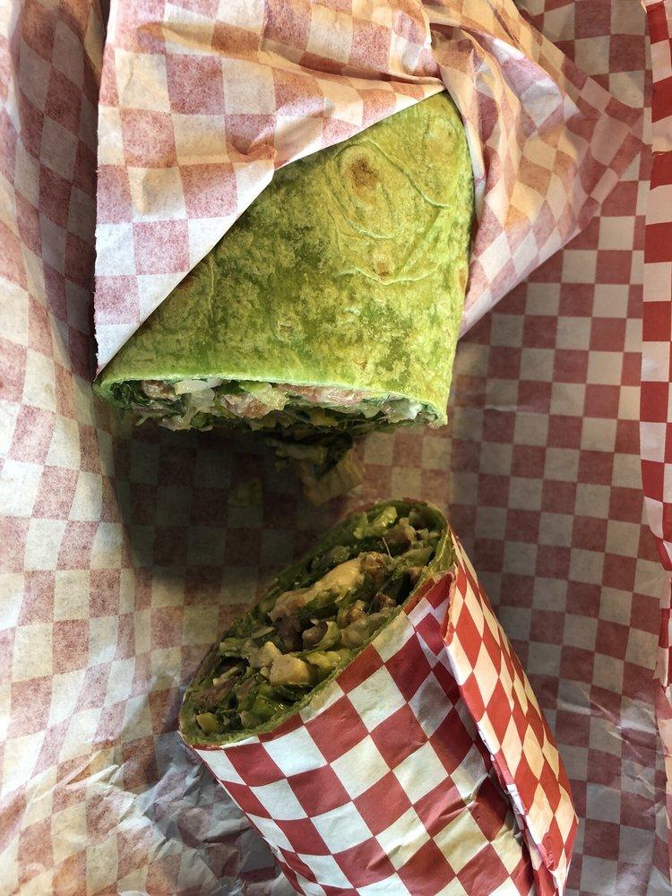Greens & Grains Cafe: 1133 Jefferson Davis Hwy, Fredericksburg, VA