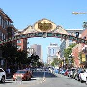 ... Photo Of Gaslamp Quarter   San Diego, CA, United States.