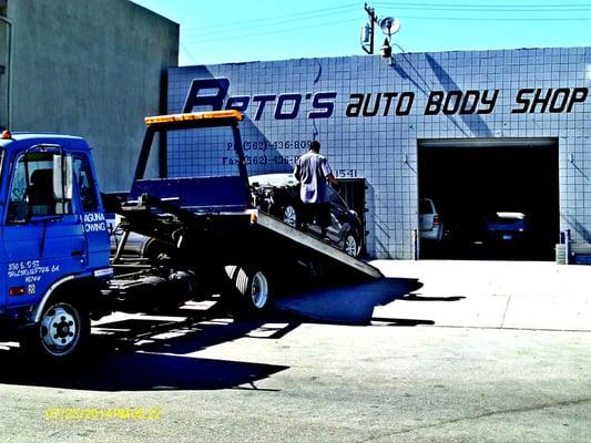 Collision Repair Shops Near Me >> Beto's Auto Body Shop - Long Beach, CA | Yelp