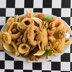 Photo Of Acme Oyster House Miramar Beach Fl United States Seafood Platter