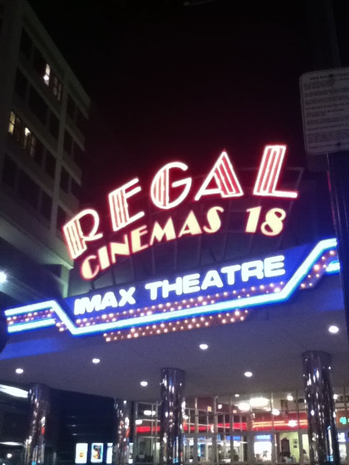 Buy tickets, pre-order concessions, invite friends and skip lines at the theater, all with your phone. Regal New Roc Stadium 18 IMAX & RPX Showtimes & Movie Tickets This product is a paid placement.