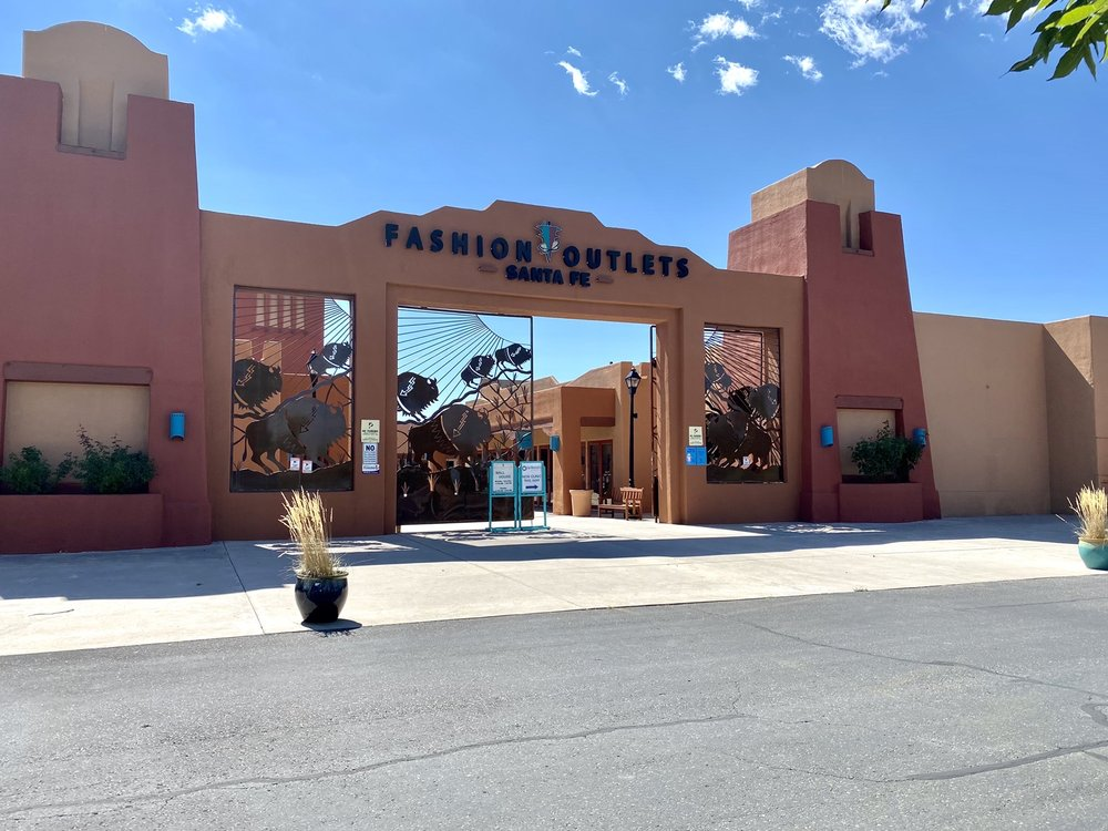 Fashion Outlets of Santa Fe: 8380 Cerrillos Rd, Santa Fe, NM