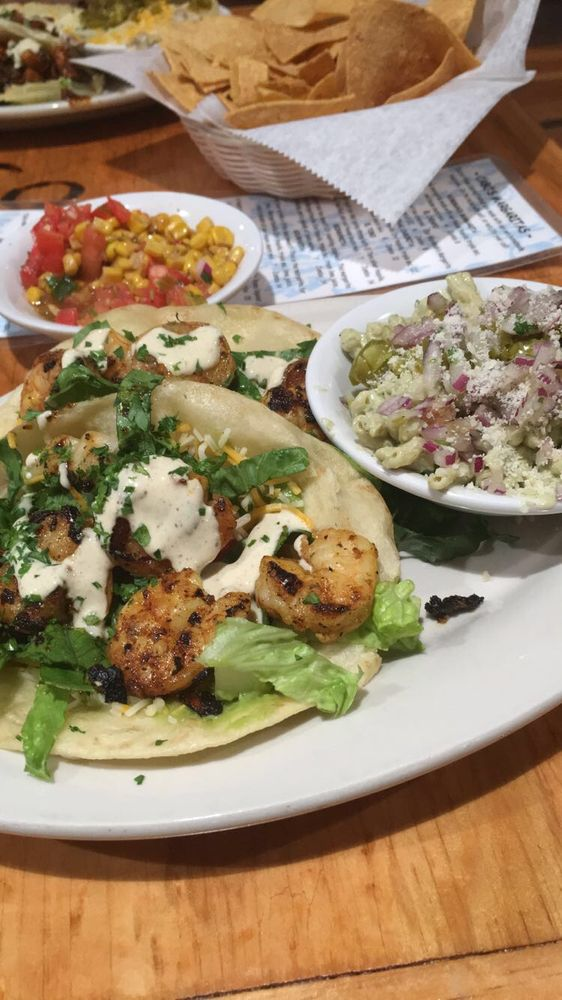 Lemon Grilled Shrimp Tacos Yelp