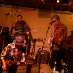 Photo of Sunny's Bar - Brooklyn, NY, United States. John Pinamonti and Band
