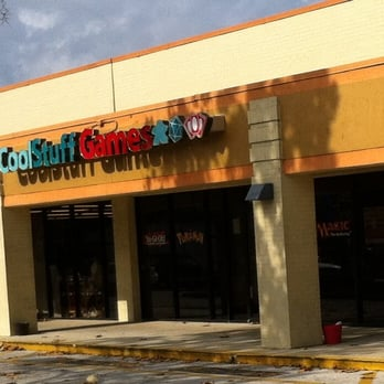 Cool Stuff Games - Hobby Shops - 8595 Beach Blvd, Greater ...