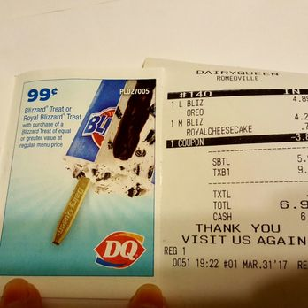 Dairy Queen 10 Reviews Ice Cream Frozen Yogurt 29 Alexander