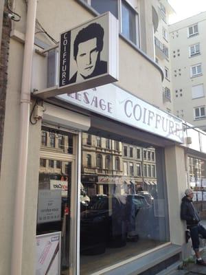 Coiffure Yves Lesage Hairdressers 104 Rue Du Molinel Centre