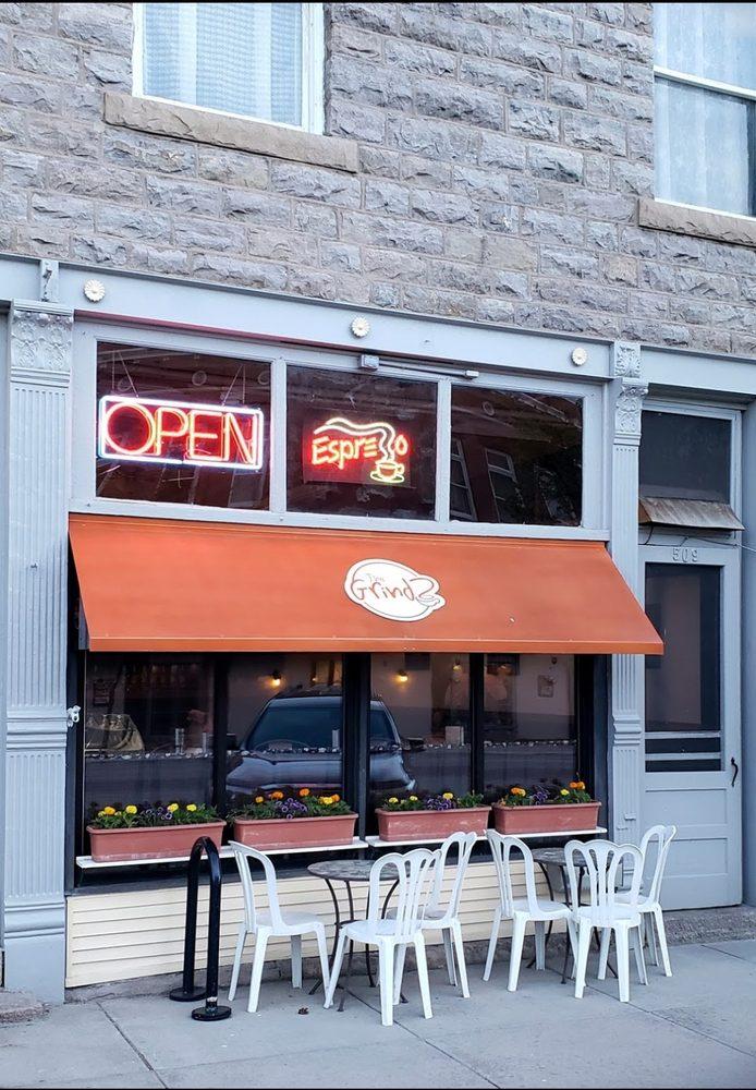 The Grindz: 509 W Cedar St, Rawlins, WY