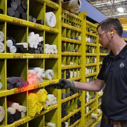 Photo of Alro Plastics - Grand Rapids MI United States & Alro Plastics - Get Quote - Metal Fabricators - 4150 Broadmoor Ave ...