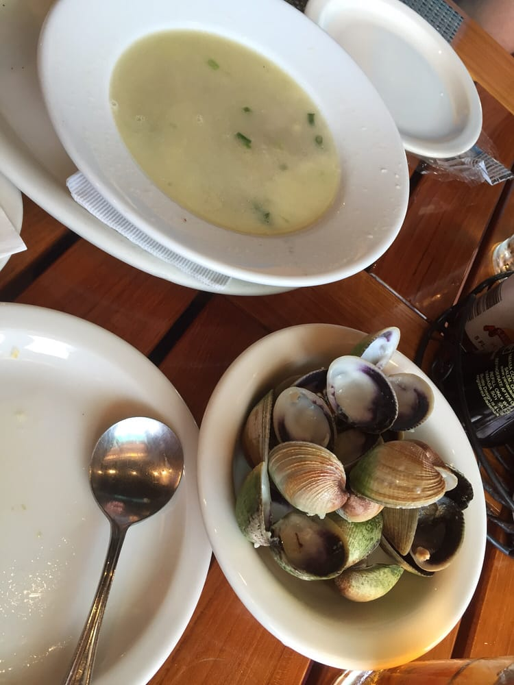 Steamed clams on the pupu 39 s menu yelp for Uncle s fish market and grill